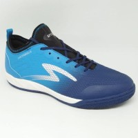 Ready Sepatu Futsal Specs Original Metasala Musketeer Galaxy Blue New