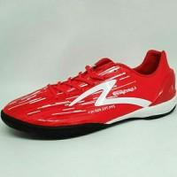 Ready Sepatu Futsal Specs Accelerator Lightspeed In Red White