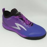 Ready Sepatu Futsal Specs Original Metasala Musketeer Deep Purple New