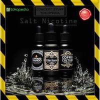 LIQUID SALT NIC COFFEE CULTURE / A MANGO / E BACCO - RINCOE SMOANT