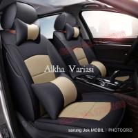 sarung jok mobil Kijang Innova G V / LUXURY 2007-2018 High Quality