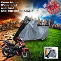 Cover Motor Bebek Supra Vega Satria Merek URBAN