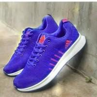 Sepatu Running Adidas Italy Warna Blue, Black, Abu Muda, Abu Tua