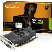 GALAX Geforce GTX 1050 2GB DDR5 OC (OVERCLOCK