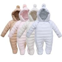 Baju Salju Anak Perempuan Impor Bayi Musim Dingin Overall & Jumpsuit B