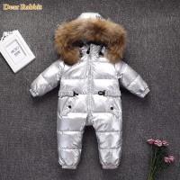 Baju Salju Anak Perempuan Impor -30 Derajat Mantel Musim Dingin Baju M
