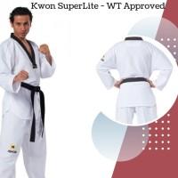 Baju Taekwondo Kwon SuperLite - WT Approved - 140