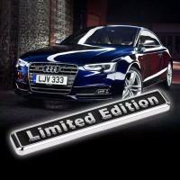 Emblem / Logo / Stiker 3D Limited Edition utk Aksesoris Mobil / Motor