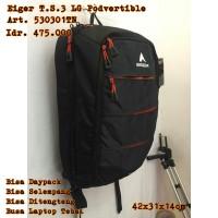 Tas Eiger Original Podvertible Daypack Laptop Series 5303 Diskon