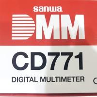 AVOMETER CD771 / Multimeter DIgital SANWA CD771 / CD-771 / CD 771