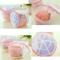 Kantong Cuci Bra Mesin Keranjang Pakaian Laundry bag bra double layer