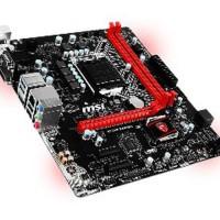 TERLARIS MSI H110M GAMING LGA1151 H110 DDR4 Limited