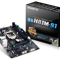 HOT PROMO Gigabyte GA H81M S1 Socket 1150 Berkualitas
