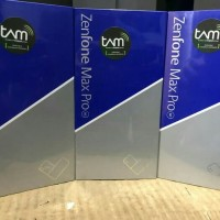 Asus Zenfone Max pro MI ram 6gb internal 64gb garansi resmi