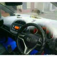 Karpet Bulu Dashboard Mobil Import