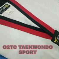 DOBOK KWON CLUB LINE KERAH POOM BAJU TAEKWONDO ORIGINAL PROMO
