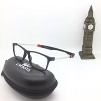 Frame Kacamata Minus LACOSTE MAGNETIC + Lensa Antiradiasi