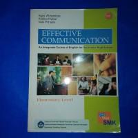 Buku Bahasa Inggris Untuk SMK Kelas 2 BSE
