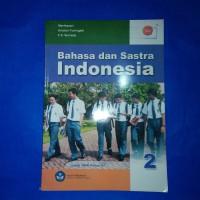 Buku Bahasa Dan Sastra Untuk SMK Kelas 2 BSE