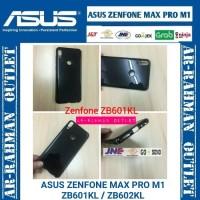 ASUS ZENFONE MAX PRO M1 CASE CASING AUTO FOCUS LEATHER ARMOR COVER TPU