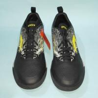 Sepatu Futsal Specs Metasala Warrior (Black Toast/Cool Grey)