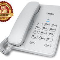 Uniden Single Line Telepon AS7202 / Telepon Rumah / Telepon Kantor