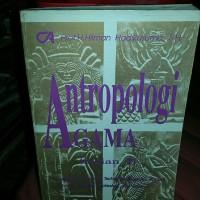 Antropologi Agama bagian II