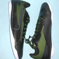 Sepatu Futsal Puma 365 Ignite CT (Black/Yellow/White)