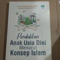 BUKU PENDIDIKAN ANAK USIA DINI MENURUT KONSEP ISLAM