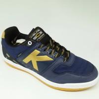 Sepatu futsal / putsal / footsal kelme original Intense Indigo blue ne