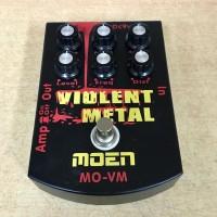 Effect Gitar Moen Violent Metal MO-VM