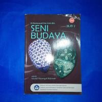 Buku Seni Budaya Untuk SMK Kelas 2 BSE