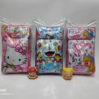 Paket souvenir ultah anak/ paket murah/ paket goodie bag & t4 pensil