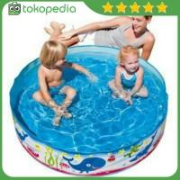 B2C54 Bestway Fill n Fun Pool. Kolam Renang Anak Tanpa Tiup Pompa
