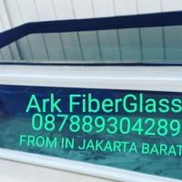 Bak FiberGlass 250x150x100 KACA TEMPRED 12MM