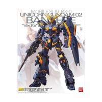 Gundam Unicorn Banshee Ver KA MG 1/100 BANDAI