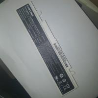 Original Baterai Laptop Samsung R428 R429 R469 NP300 White