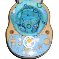 Best Seller Family Baby Walker Car Stir Ayun Fb - 2121 Biru - Biru