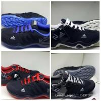Sepatu sport Adidas ax2 hijau oren merah abu putih murah