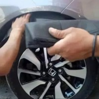 Peredam suara dan getaran ban mobil Nissan grand Livina