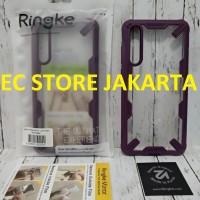 Original Rearth Ringke Fusion X Case Huawei P20 Pro Lilac Purple
