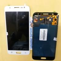 LCD SAMSUNG J5 - J500 AAA KONTRAS FULSETT - Hitam