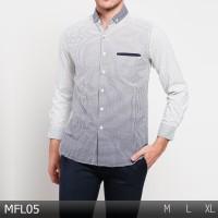 Baju  Pria  / Kemeja Casual  Slimfit / Baju Pesta / Baju Keluarga OF99