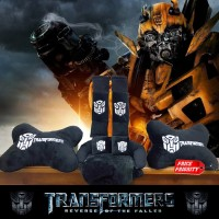 Bantal Mobil 3in1 Transformers / Bantal 3 in 1 Transformer