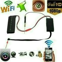 Hot promo Ip spy cam wifi mini kamera tersembunyi camera hidden cctv