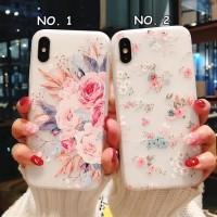 FOR XIAOMI REDMI 6, 6A, 6 PRO, MI A1, S2 - FLOWER CASE CASING