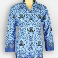 Baju KORPRI Wanita Full Furing / Baju Wanita KORPRI / Blouse KORPRI