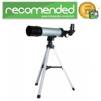 Teropong Bintang Space Astronomical Telescope 360/50mm 60X Zoom F3605