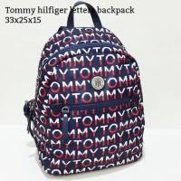 Tommy hilfiger backpack tas asli original bag