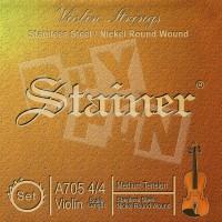 Senar Biola STAINER A705 4/4 Nickel Round Wound Violin String